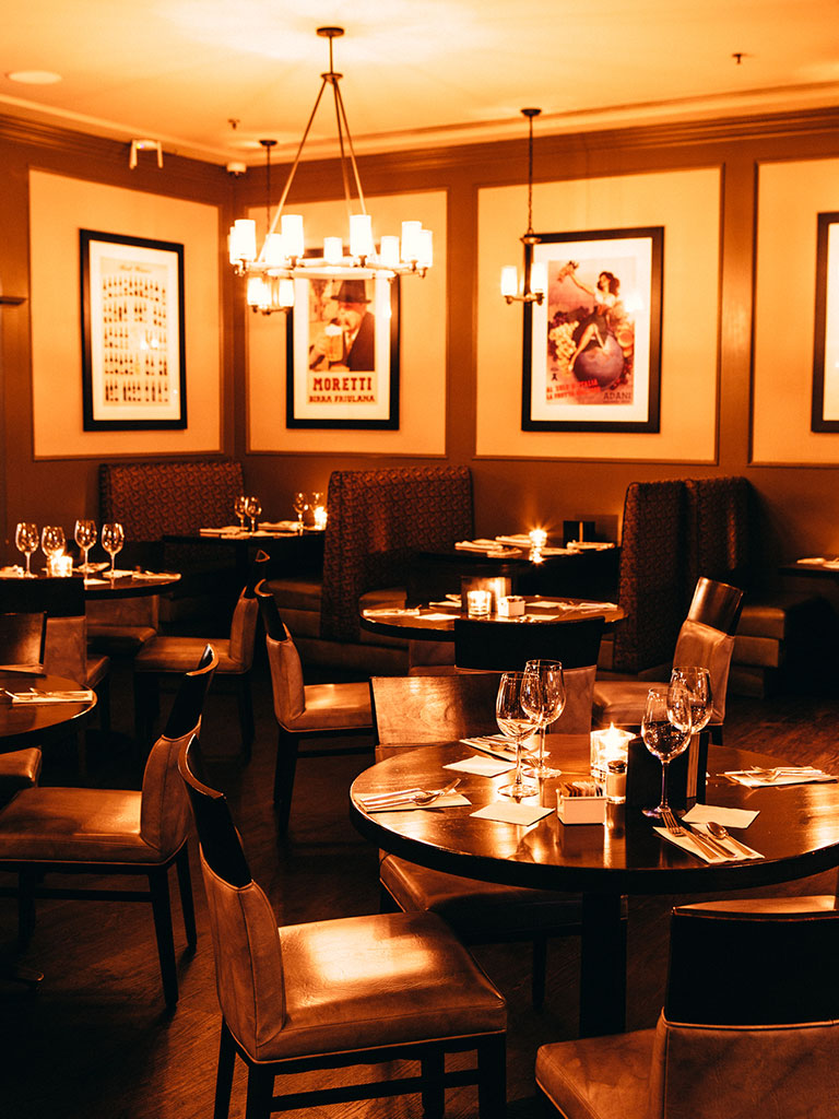 About frankie 39 s italian kitchen bar for Italian kitchen menu vancouver