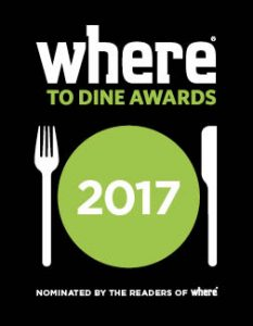 Dine Magazine Reader Choice Award